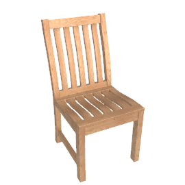 Grenada Garden Side Chair