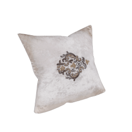 Royal Filled Cushion - 45x45 cms