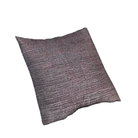 Marousia Cushion, Grey