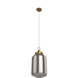 Christophe Smoked Lantern Pendant