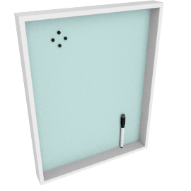 Knox Magnetic Whiteboard