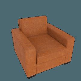 Portola Armchair - Leather