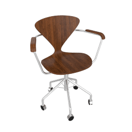 Cherner Task Chair - Walnut