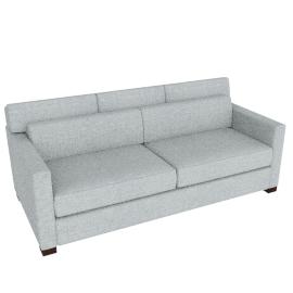 Vesper Queen Sleeper Sofa, Maharam Mode Fabric, Surf