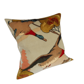 Mulberry Home Flying Ducks Cushion