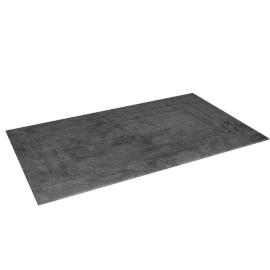 Indulgence Reversible Bath Mat - 70x120 cms, Grey