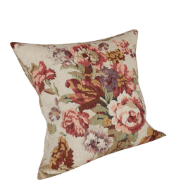 Mulberry Home Floral Rococo Floor Cushion