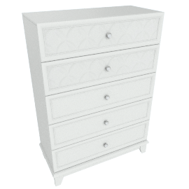 Estelle 5-Drawer Chest