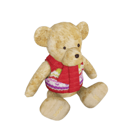 Christmas Bear, Lewis, Small