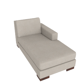 Signature Chaise Right, Sand