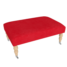 Joker footstool