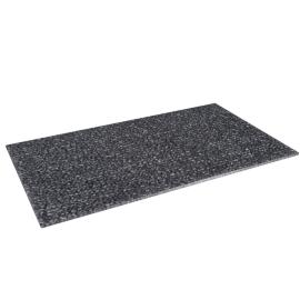 Shimmer Doormat 40X70cm, Silver
