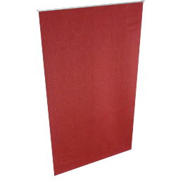 Blackout Roller Blind - 120x210 cms, Orange