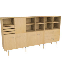 Ven Large Wall Unit