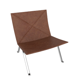PK22 Easy Chair - Leather