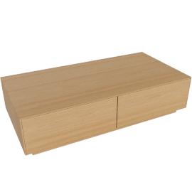 Pocket Table, Oak
