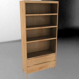 Ercol for John Lewis Pinter Bookcase