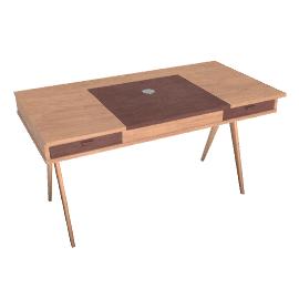 Stroller Desk, Walnut