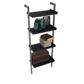 Treku Bookcase - 33 in. Base Unit