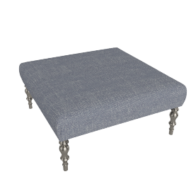 Footstool Medium, 80x80x38