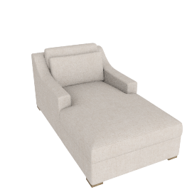 Crosby Chaise by Tandem Arbor