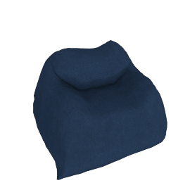 Outdoor Eazy Bean Everest Chair, Indigo