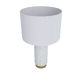 Buttermilk Table Lamp