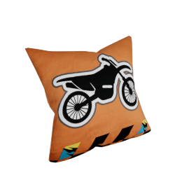 Mattel Hot Wheels Cushion Cover - 45x45 cms