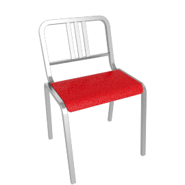 Nine-0™ Stacking Chair
