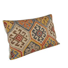 Kelim Ikat Cushion