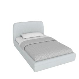 Aubrey Bed - 120x200 cms