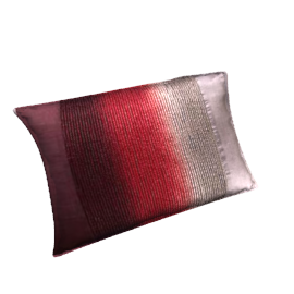 Haze Cushion, Red