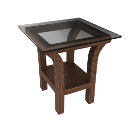 Maldives Lamp Table