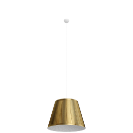 Oratorio Lampshade, Gold, 25cm