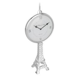 Eiffel Tower Table Clock - 18x9.5x44 cms