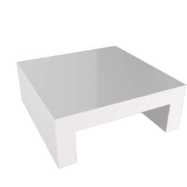 Vignelli Table