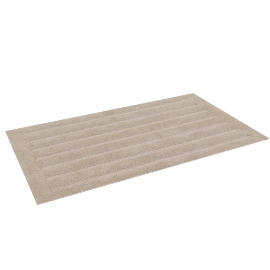 Supreme Drylon Bath Mat - 98x170 cms, Cream