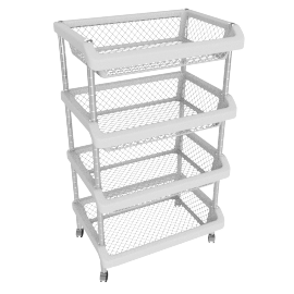Bathroom Trolley Rack