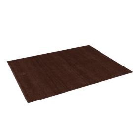 Elvina Dhurrie - 120x160 cms, Brown