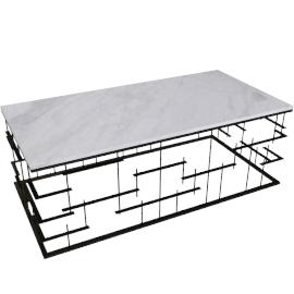 Matrix Coffee Table by Tandem Arbor