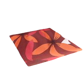 Clematis Tablecloth, Russet, Dia.180cm