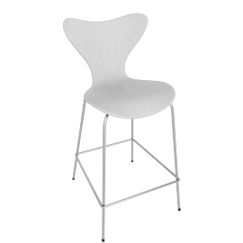 Series 7 Barstool - High Gloss