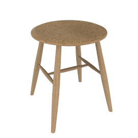 Drifted Dining Stool