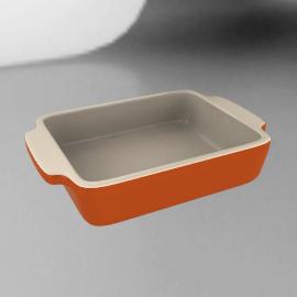 Le Creuset Rectangular Dish, 19cm, Volcanic