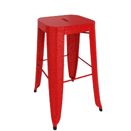 Marais Counter Stool - White