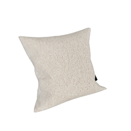 Maharam Pillow in Pebble Wool 17'' x 17'', Birch