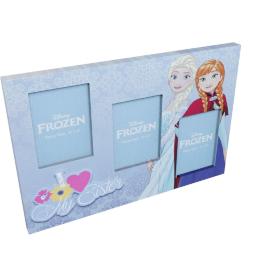 Disney Frozen Multi Aperture Photo Frame - 6x4 inches