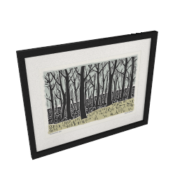 Adelene Fletcher - The Enchanted Wood Framed Print, 63 x 79cm