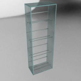 Greenapple DVD Storage Unit, 88 DVDs