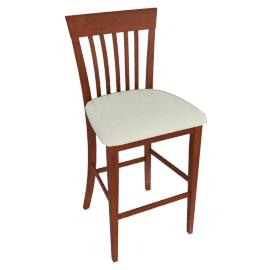 Elliot Bar chair, Walnut